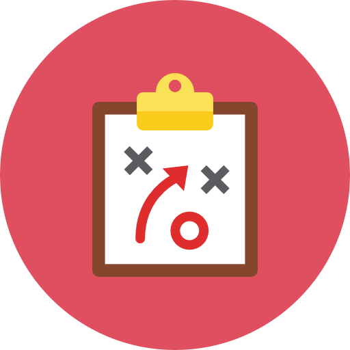 Clipboard Plan icon