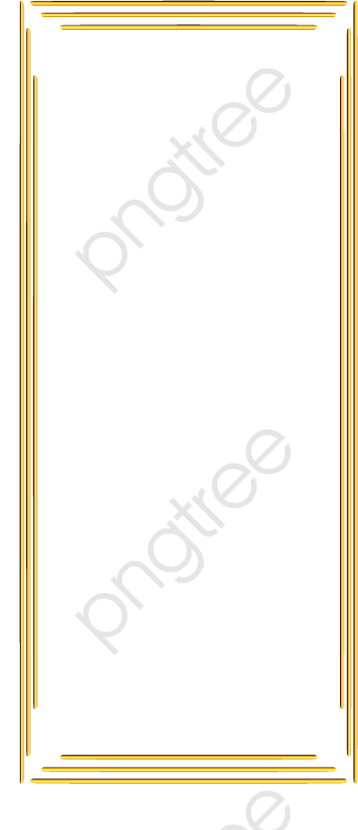 vector gold frame png clipart 1737989